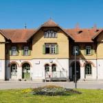 Leutkirch, Bürgerbahnhof