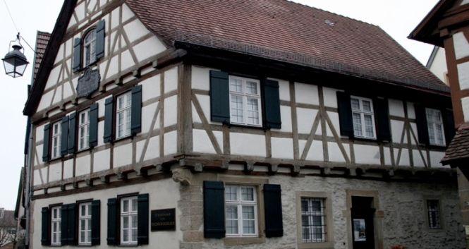 Schillerhaus, Marbach a.N.