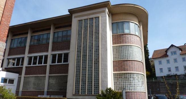 Schonach, Fabrikgebäude