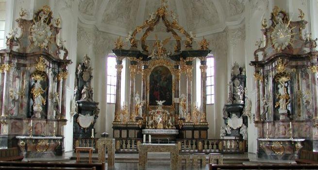 Kirche Für Bruchsal
