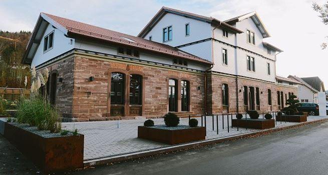 Nagold, Bahnhof